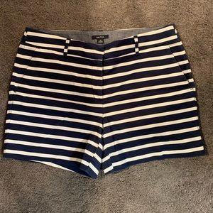 Striped Nautica Shorts